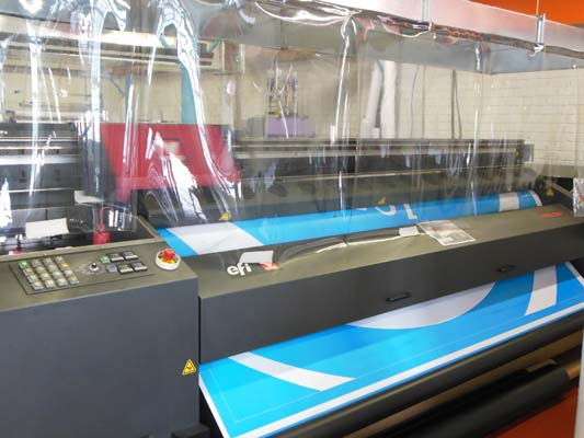 2.5m width digital printer
