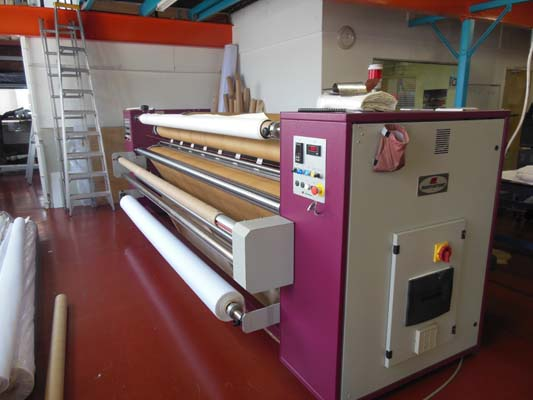 sublimation printer best suited for printing on fabric