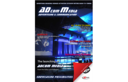 Adcomm issue 1 cover