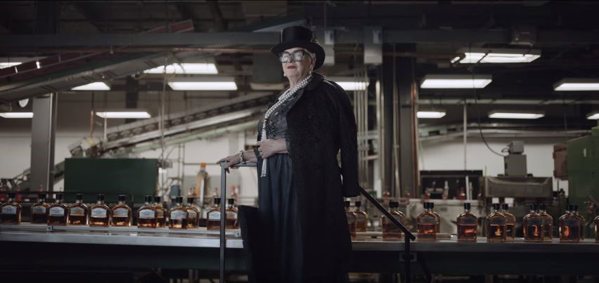 Hiawatha Kitty McGee has been working at the distillery for more than 18 years, and has the honour of pouring whiskey and organising the distillery tours for friends and fans of Jack Daniel's from all over the world, who visit the Distillery each year.