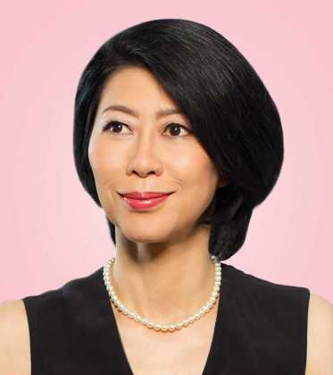 Masako Okamura - executive creative officer, ASPAC, Dentsu Aegis Network in Manila
