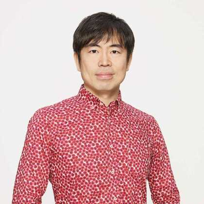 Yasuharu Sasaki - executive creative director at Dentsu Tokyo