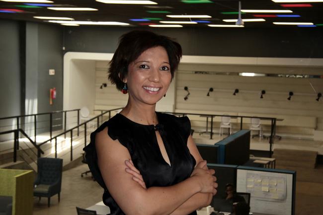 Lesley Williams - Tshimologong CEO