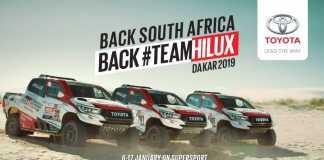 Joburg - Dakar 2019 #3