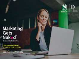 Live-stream-feed for IMC Marketing Conference on Facebook