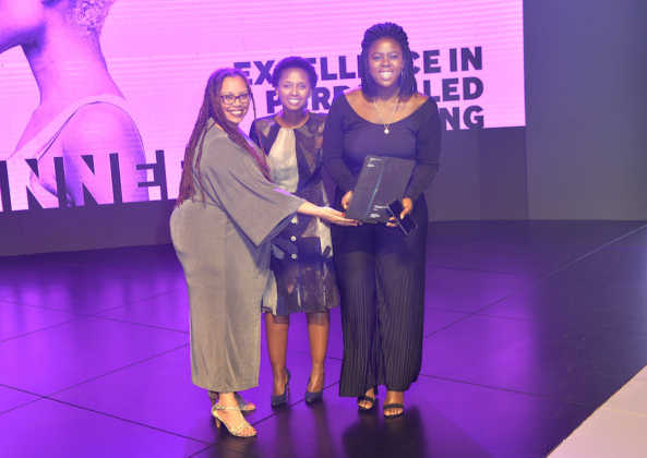 Winner of the Excellence in Strategic Sponsorship Marketing award Sasol SA for the #Limitless campaign with agency partner Levergy SA