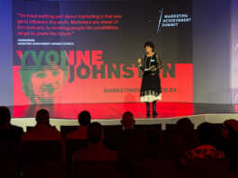 Yvonne-Johnston-chairperson-of-the-Marketing-Achievement-Awards-council-opens-the-Marketing-Achievement-Summit_