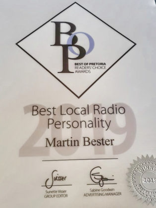 Jacaranda-FM-scoops-Best-local-radio-personality-Martin-Bester