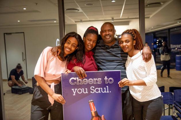 Saul-Makhodo-&-Family