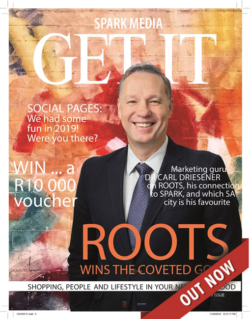 SPARK Media's new Get-it-magazine-cover