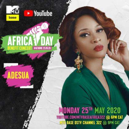 Adesuwa_Africa Day Benefit Concert