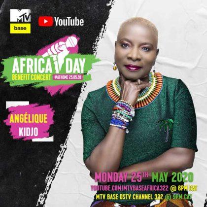 Angélique Kidjo_Africa Day Benefit Concert