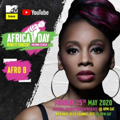 Anika Noni Rose_Africa Day Benefit Concert