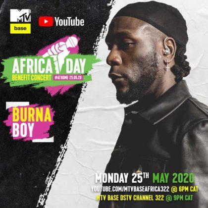 Burna_Boy_Africa Day Benefit Concert