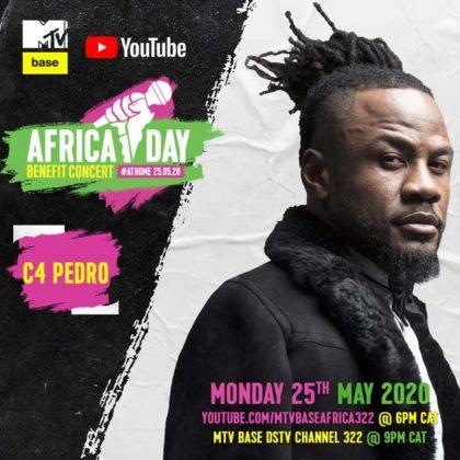 C4 Pedro_Africa Day Benefit Concert