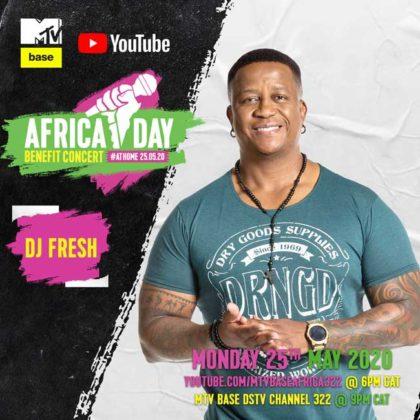 DJ Fresh_Africa Day Benefit Concert