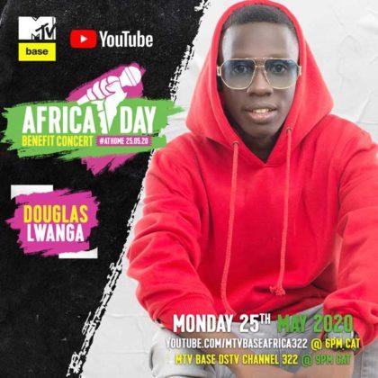 Douglas Lwanga_Africa Day Benefit Concert