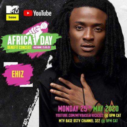 Ehiz_Africa Day Benefit Concert