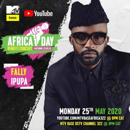 FALLY IPUPA_Africa Day Benefit Concert