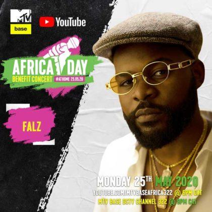 FALZ_Africa Day Benefit Concert