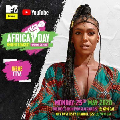 Irene TTYA_Africa Day Benefit Concert