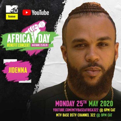 JIDENNA_Africa Day Benefit Concert
