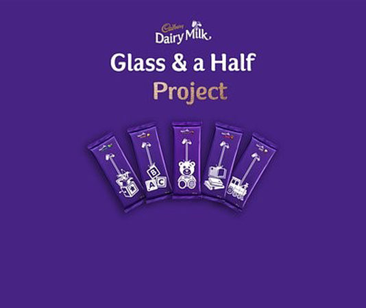 Cadbury Dairy Milk In Giving the Precious Gift of Childhood