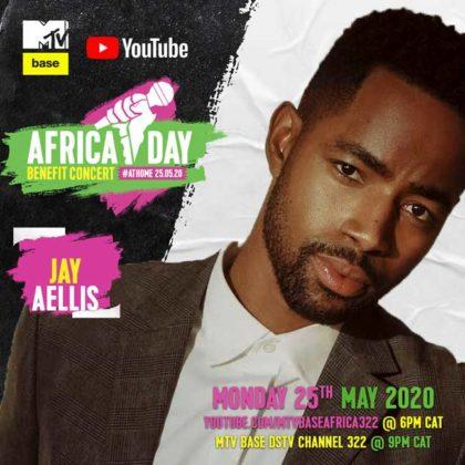 Jay Ellis_Africa Day Benefit Concert