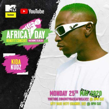 KIDA KUDZ_Africa Day Benefit Concert