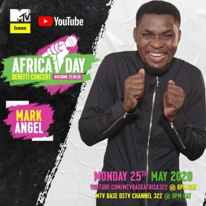 Mark Angel_Africa Day Benefit Concert