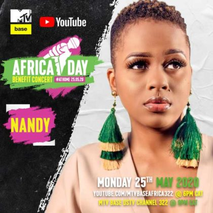 Nandy_Africa Day Benefit Concert
