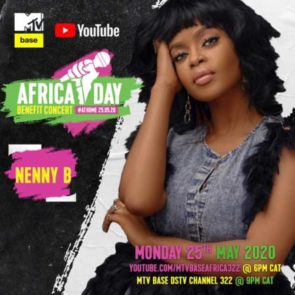 Nenny B_Africa Day Benefit Concert