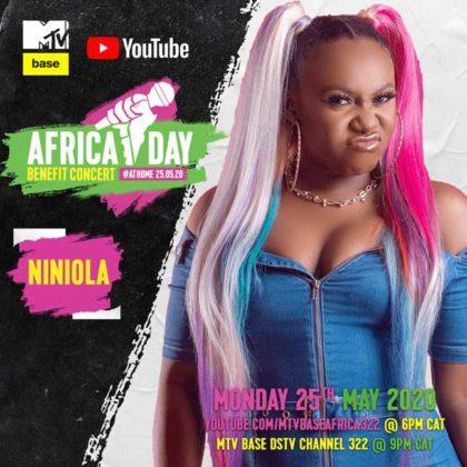 Niniola_Africa Day Benefit Concert