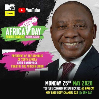 President Cyril Ramaphosa_Africa Day Benefit Concert