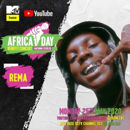 REMA Africa Day Benefit Concert