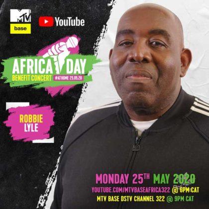 Robbie Lyle_Africa Day Benefit Concert