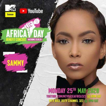 Sammy_Africa Day Benefit Concert