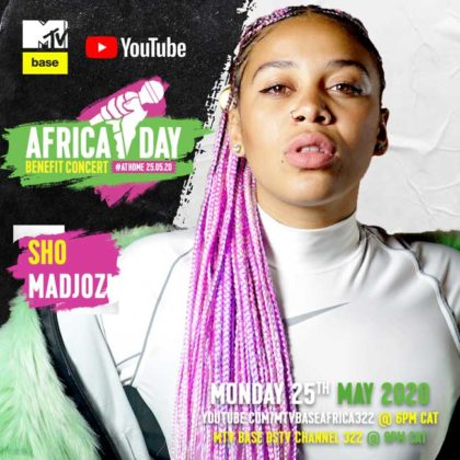 Sho-Madjozi_Africa-Day-Benefit-Concert