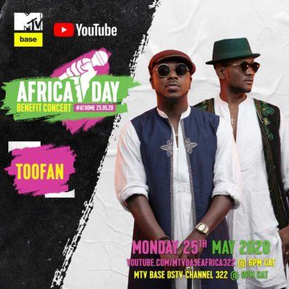 Toofan_Africa Day Benefit Concert