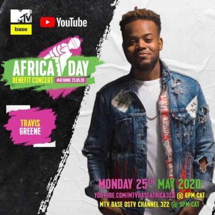 Travis Greene_Africa Day Benefit Concert