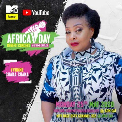 YVONNE CHAKA CHAKA_Africa Day Benefit Concert