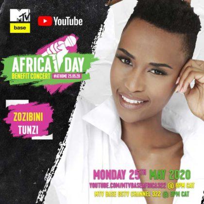 Zozibini Tunz_Africa Day Benefit Concert
