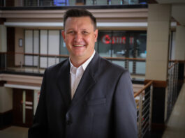Pieter Pieters, Product Manager for B2B Pro Print at Canon South Africa