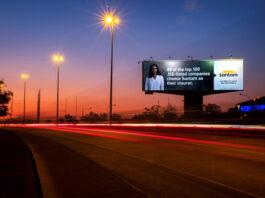 Outdoor Network Billboard